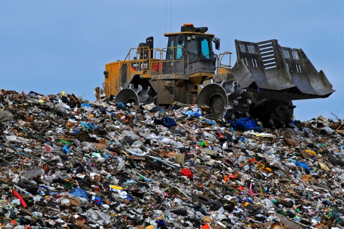 JBER turns landfill gas into energy